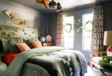 Bringen Sie Ein Winterliches Flair Direkt In Ihr Schlafzimmer