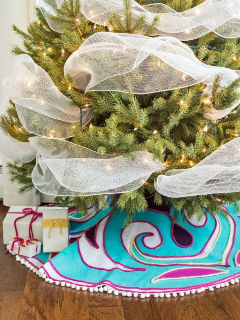 teppich-weihnachtsbaume