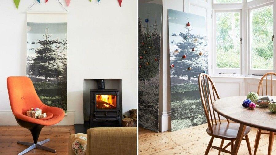 schlaue tipps wie sie einen weihnachtsbaum zu hause. Black Bedroom Furniture Sets. Home Design Ideas