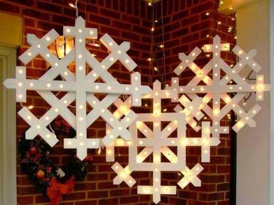 Elegante weihnachtsdekoration die sie selber basteln k nnen - Weihnachtsdeko ideen ...