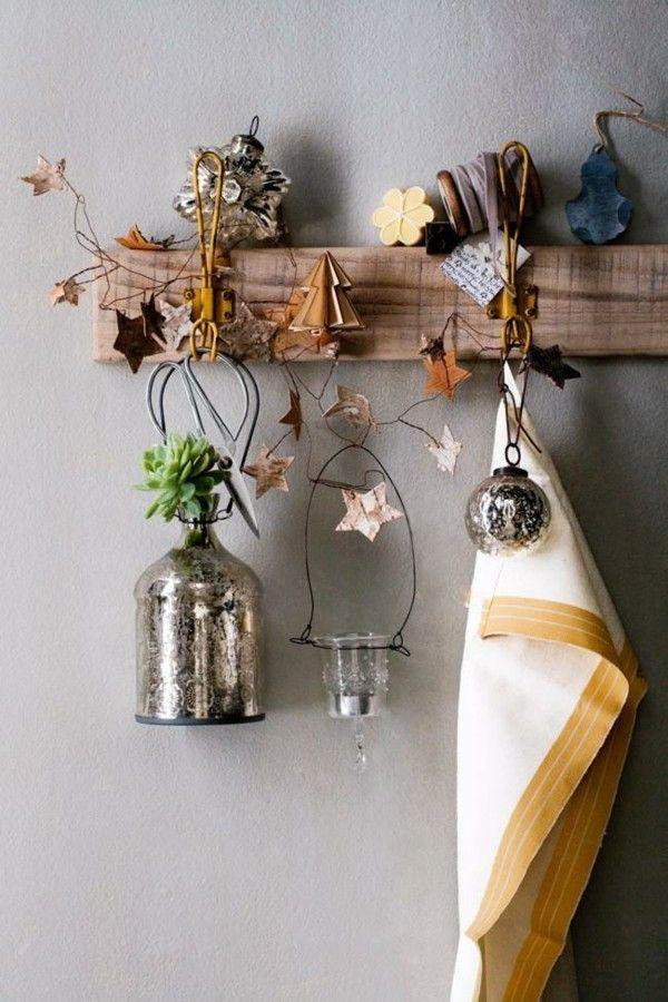 elegante weihnachtsdekoration die sie selber basteln k nnen. Black Bedroom Furniture Sets. Home Design Ideas