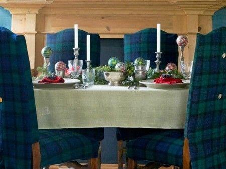 Sch ne weihnachtstischdekoration ist immer ein echter blickfang - Deko fur weihnachtstisch ...