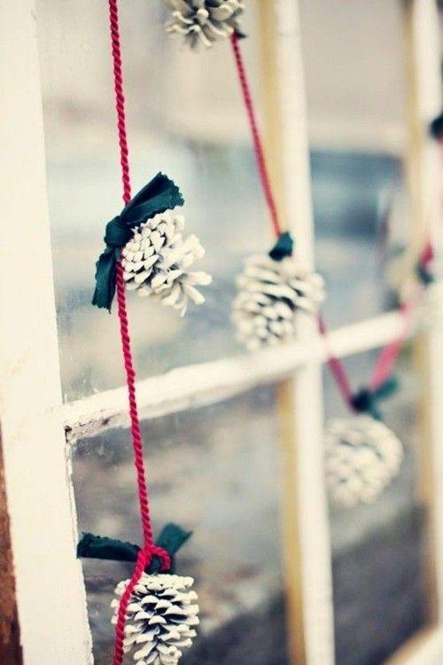 weihnachtskranze-fensterdekoration-ideen