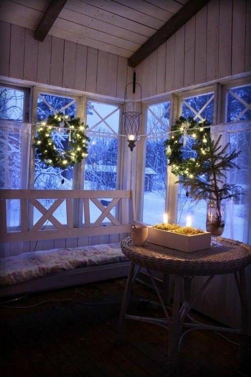 weihnachtskranze-fensterdekoration-weihnachtslichter
