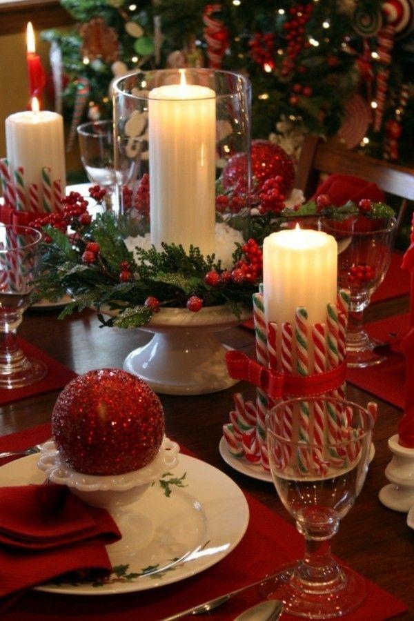 weihnachtstisch-deko