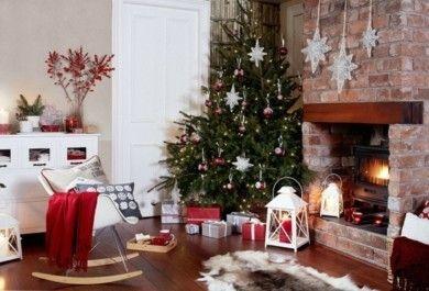 Weihnachtsdeko Für Zuhause.Der Christbaum Ein Richtiger Hingucker In Jedem Zuhause Zu