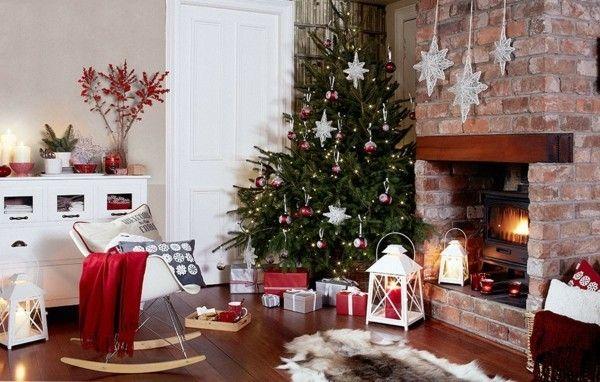 der christbaum ein richtiger hingucker in jedem zuhause. Black Bedroom Furniture Sets. Home Design Ideas