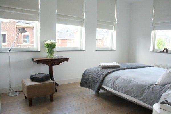 ideen-schlafzimmer-fensterrollos