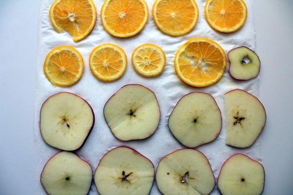 apfel-orange-in-scheiben-geschnitten