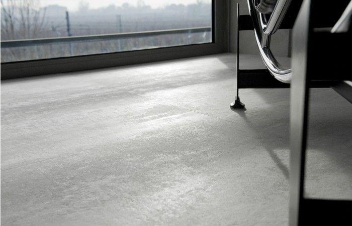 bodenfliesen in betonoptik robustheit und sthetik in einem. Black Bedroom Furniture Sets. Home Design Ideas
