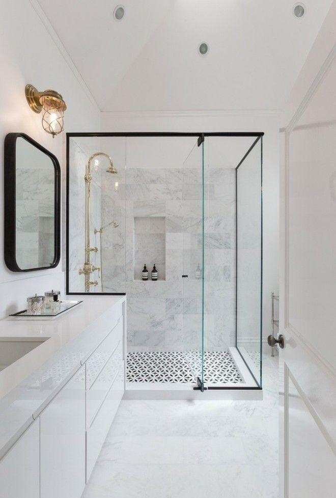 Ebenerdige Dusche Badezimmer
