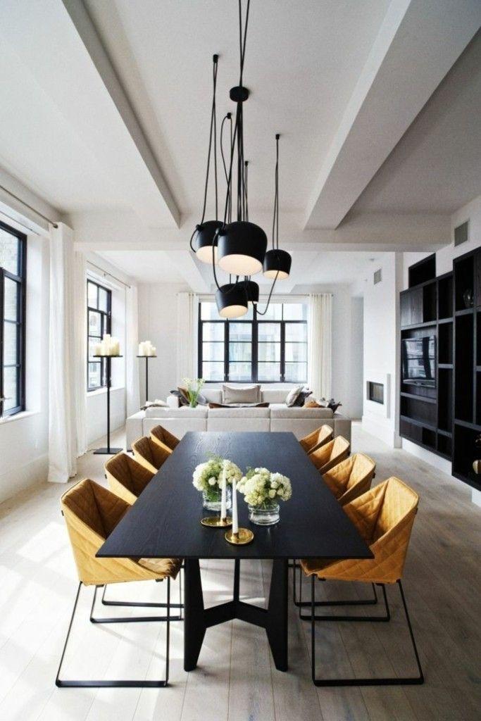 Moderne Inneneinrichtung Minimalismus Modern Minimalistisch Wohnen Design