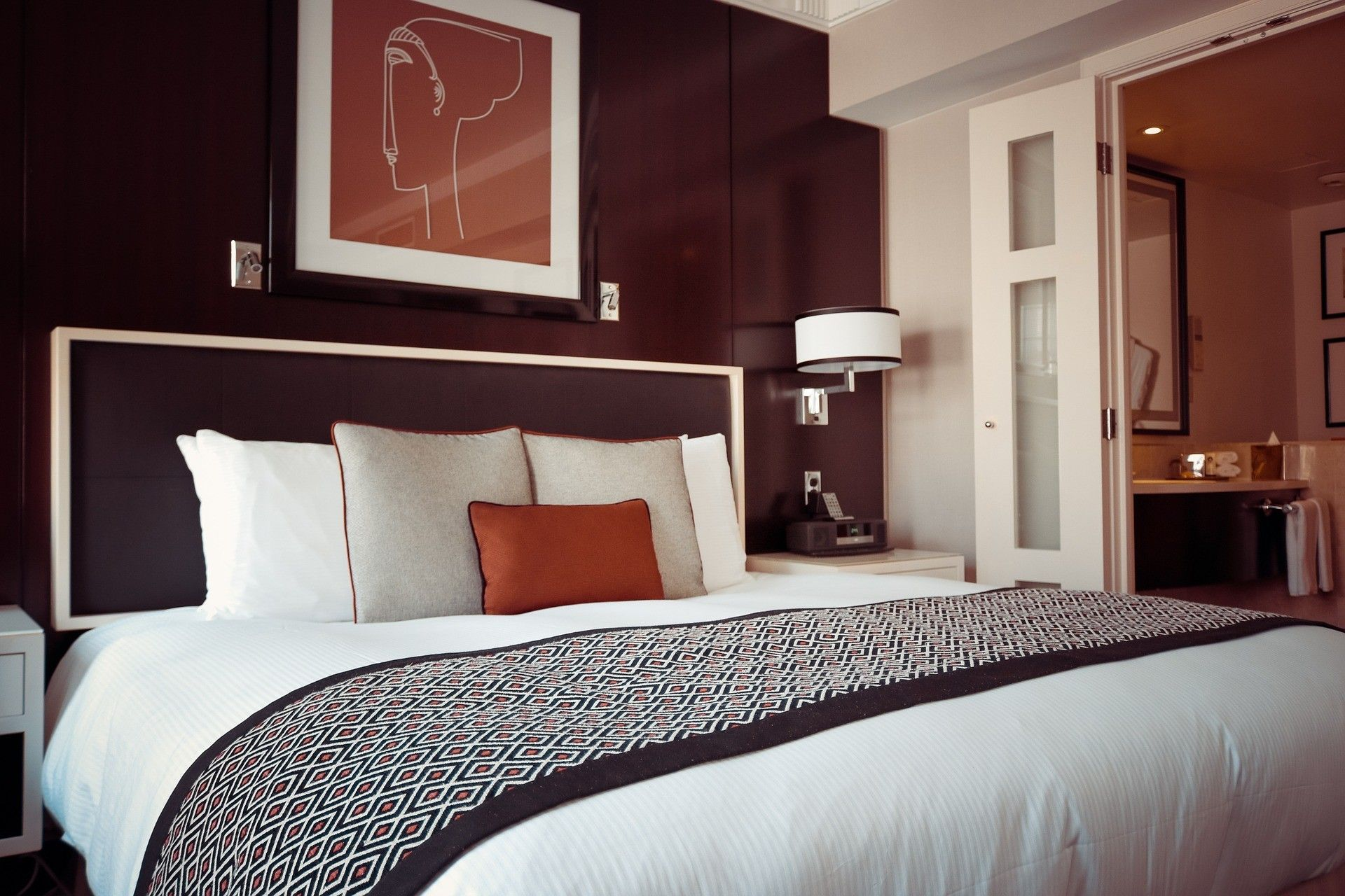 feng shui im schlafzimmer – dekorieren sie das schlafzimmer nach, Schlafzimmer entwurf