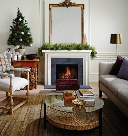 8 einfache tricks um ein stilvolles ambiente zu hause zu weihnachten zu kreieren. Black Bedroom Furniture Sets. Home Design Ideas