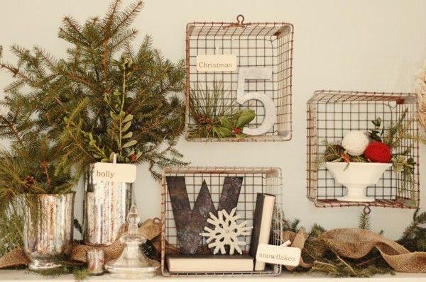 grune-tannenzweige-weihnachtsdekoration