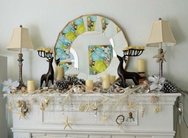 kommode-weihnachten-dekoriert-spiegel