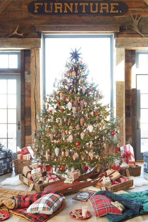 romantischer-weihnachtsbaum