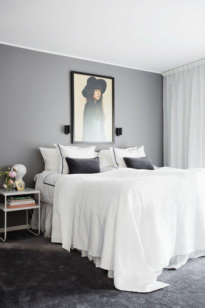 schlafzimmer-wandbild-weise-bettwasche