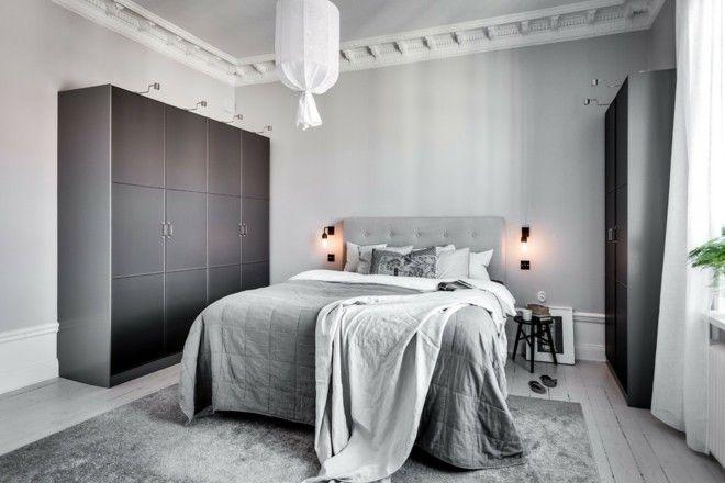 schlafzimmer-modern-gestaltung-grau-weiss