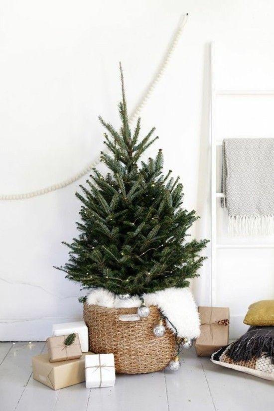 tanne-topf-ohne-weihnachtsschmuck-geschenke-rums-herum