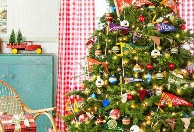 Ideen Weihnachtsbaum Schmücken.Neue Und Originelle Ideen Wie Sie Den Weihnachtsbaum Schmücken