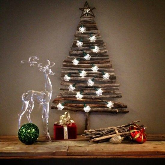 weihnachtsbaum-wand