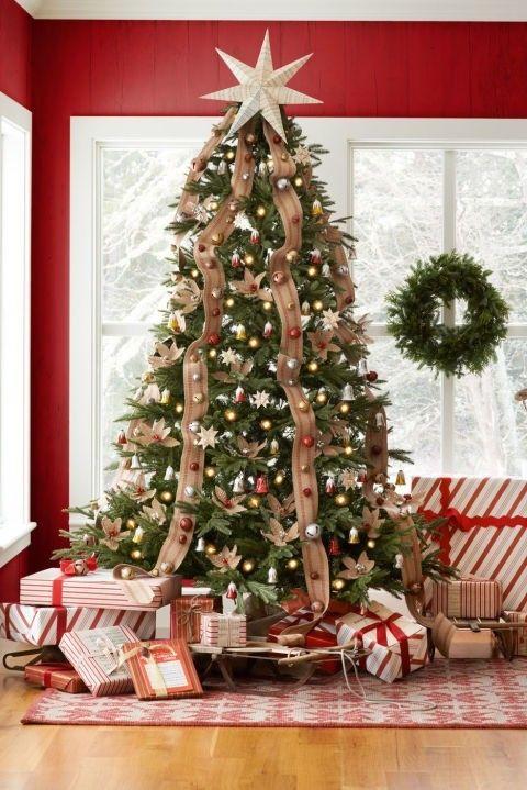 weihnachtskerzen-fensterdeko