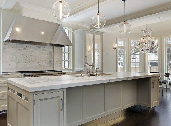 Die besten oberflächen für die küchengestaltung – materialien und ...