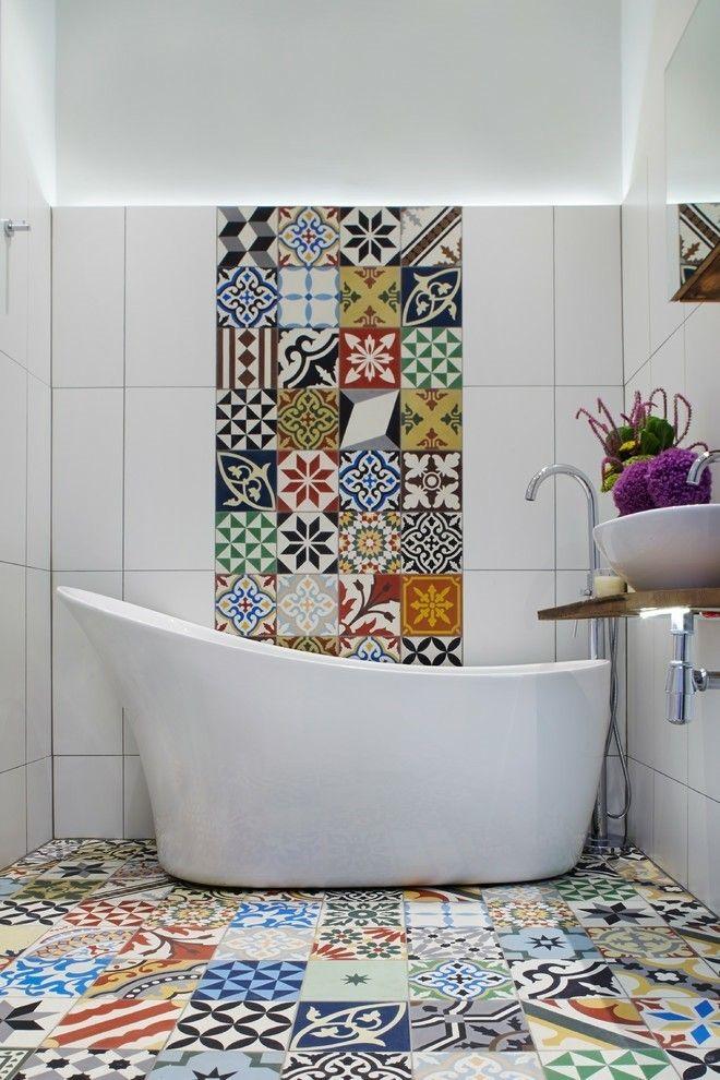 badezimmer-design-coole-idee-fliesen