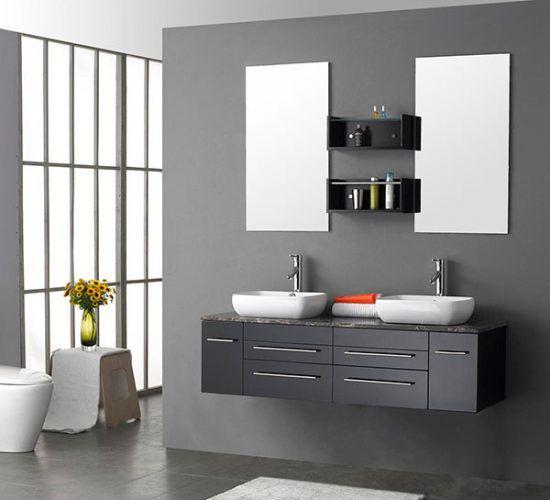 badezimmer-ideen-modernes-waschbecken