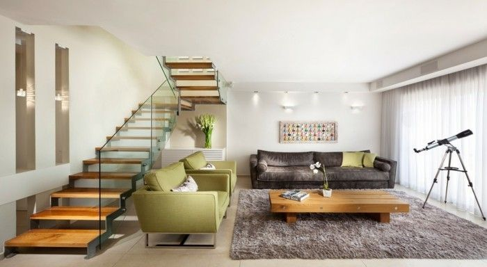 holz-modern-mobel-im-wohnzimmer
