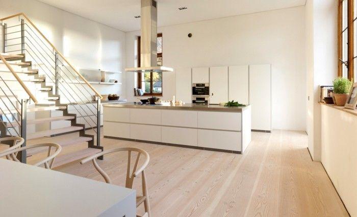 moderne-kuche-naturliche-deko-elemente