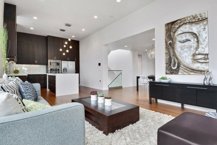 Moderne Wohnzimmermobel Massivholz