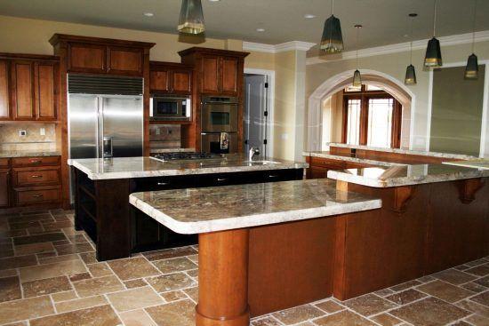 Küchenoberflächen die besten oberflächen für die küchengestaltung materialien und