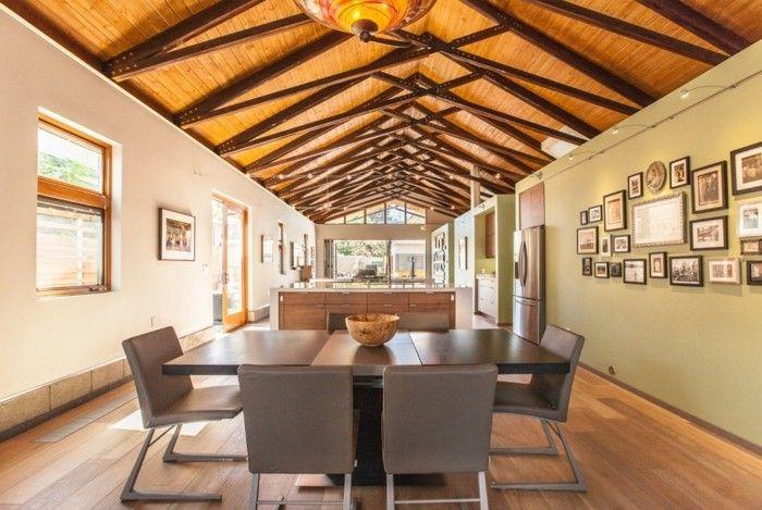 modernes-esszimmer-metall-wohnzimmermobel-moderne-esszimmer