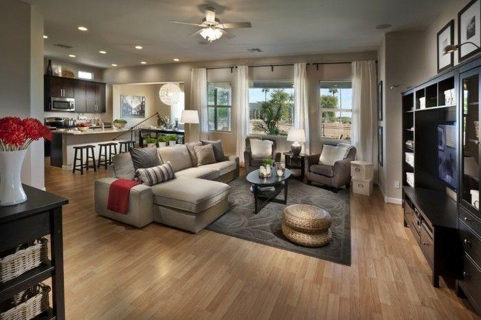 Modernes wohnzimmer tipps und tricks f r seine for Graue dekoartikel