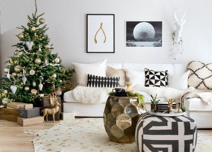 skandinavisch-stil-weihnachtsbaum