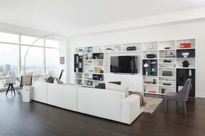 Attraktiv Wohnzimmer Gestalten Ideen Designer Mobels