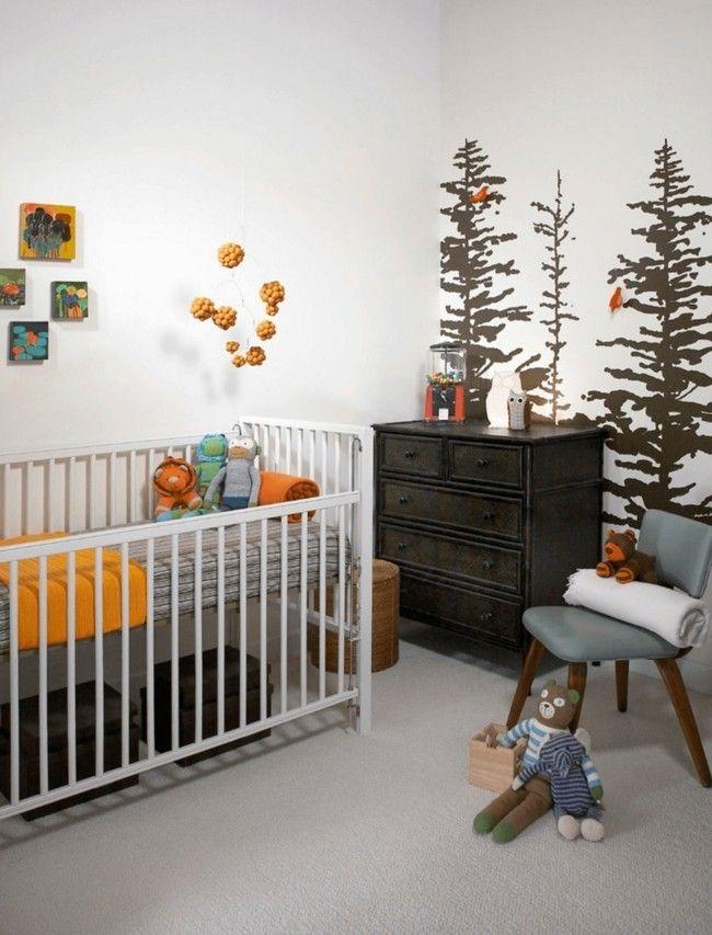 babyzimmer-wanddekoration