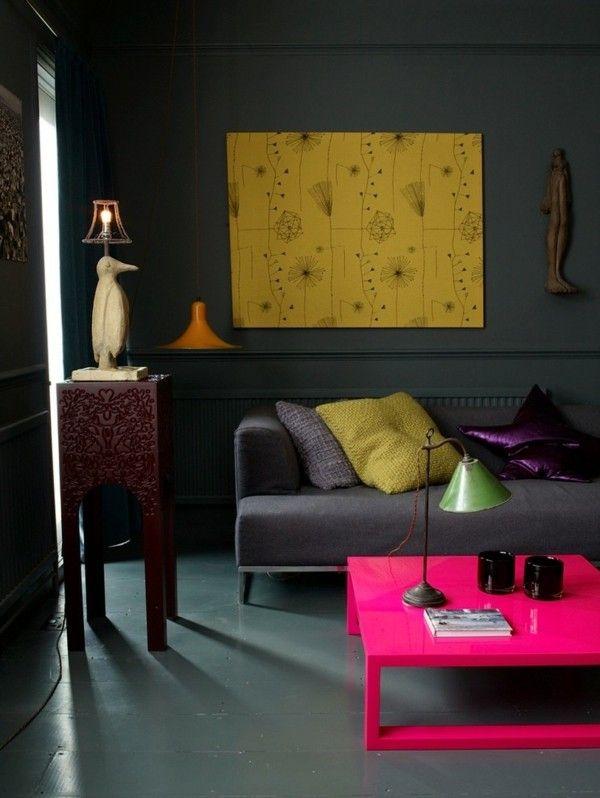 Beleuchtungsideen fürs Wohnzimmer cool wohnzimmerlampen