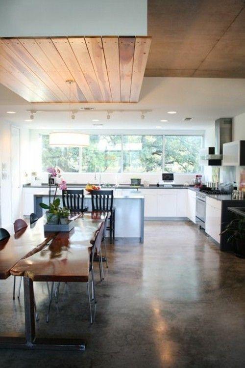 einfallsreiche ideen zur deckengestaltung – wie sie ihrem raum, Wohnzimmer dekoo