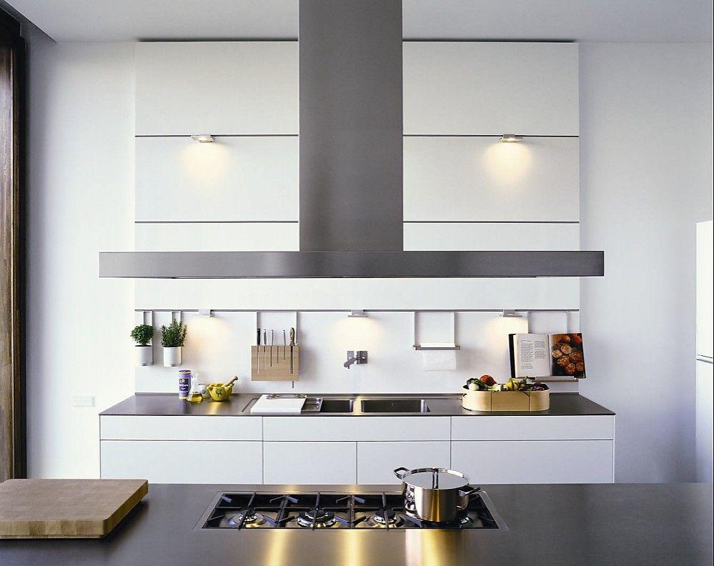 Ein küchentraum in weiß   trendomat.com