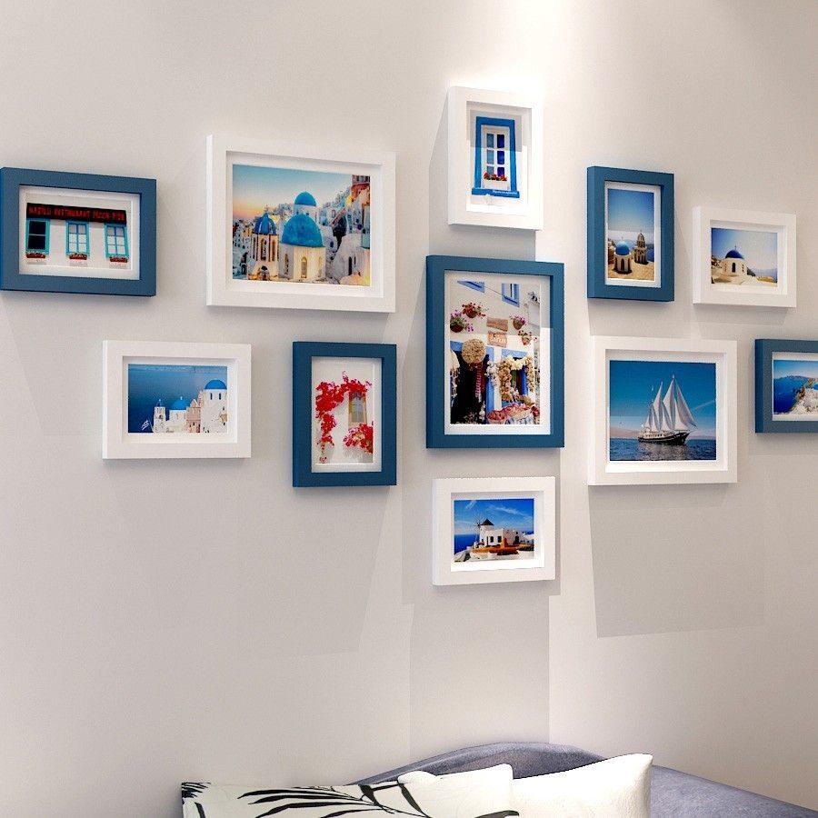 Wand Mit Fotos Gestalten