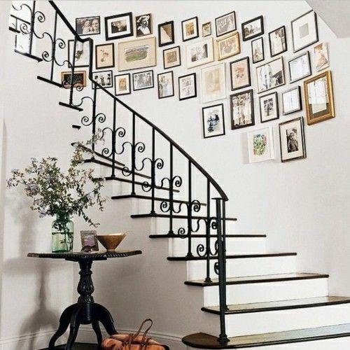 Fotowand Ideen – lassen Sie Ihre Wand einzigartig aussehen ...