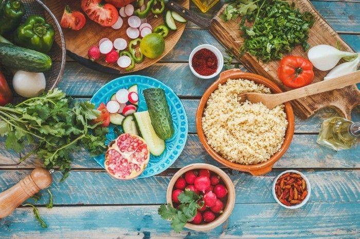 Gesundheit Horoskop Skorpion 2017 gesunde Nahrung perfektes Äußeres