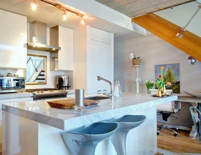 Granit Küchenarbeitsplatte Kücheninsel