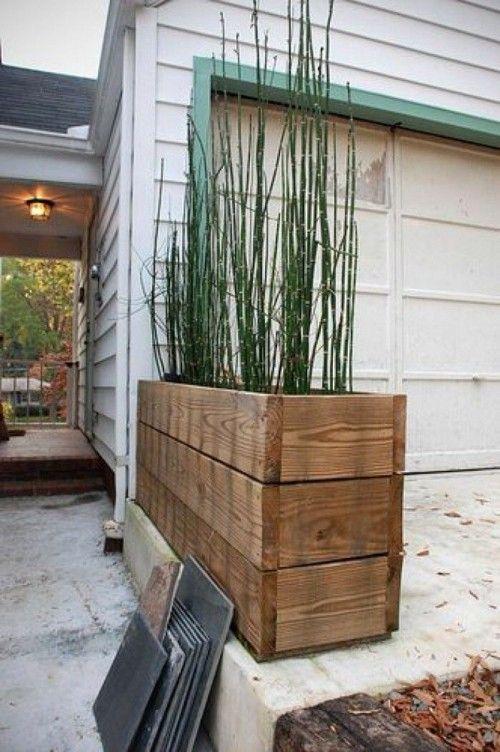Hochbett für Ihre Grünpflanzen