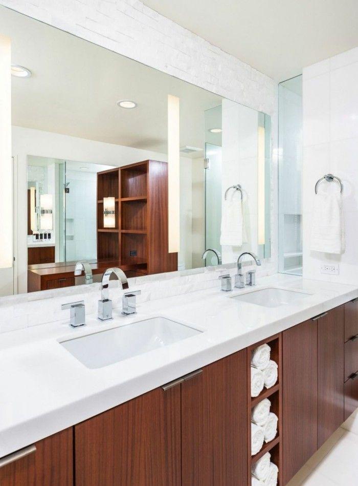 holz-badezimmer-design-ideen