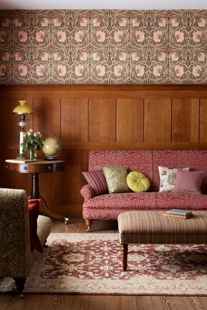 Ideen Wohnzimmer wand moderne Polstermöbel