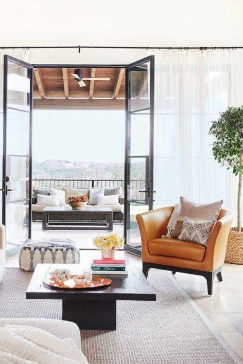 Ideen zur Wohnzimmereinrichtung modern